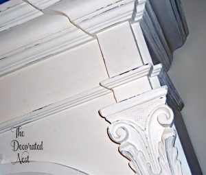 Distressing-The Magic of Annie Sloan Paint-www.thedecoratednest.com