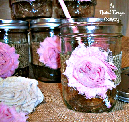 Vintage Mason Jar Mugs-B-is-for-Burlap-Birds-&-Baby-www.nesteddesigncompany.com