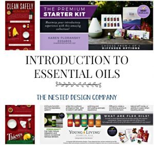 Introduction to Essential Oils!