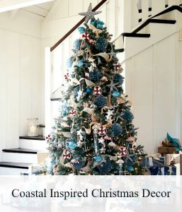 beachy christmas decor for your home-www.nesteddesigncompany.com