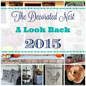 The Decorated Nest 2015