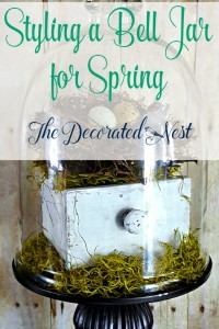 header bell jar-styling-a-bell-jar-for-spring-www.thedecoratednest.com