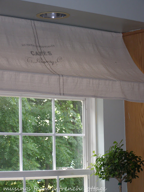 MUSINGS FROM A FRENCH COTTAGE WINDOW AWNING