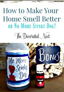 Make Your Home Smell Better!