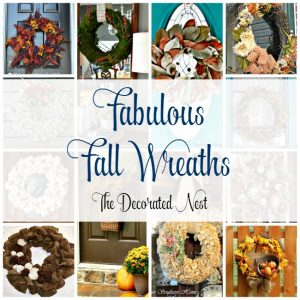 collage-fabulous-fall-wreaths-www.thedecoratednest.com