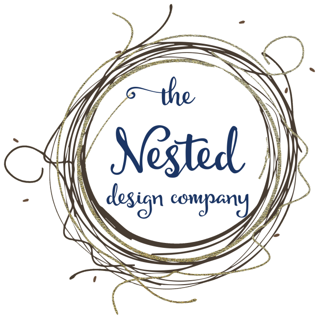 Welcome to The Nested Design Company!!! (formerly The Decorated Nest)