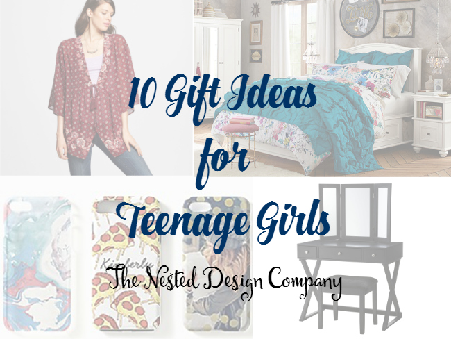 Gifts for Teenage Girls!