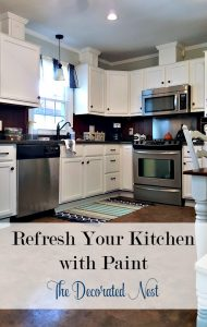 Refresh Your Kitchen with Paint