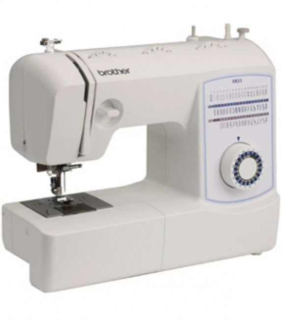 brother-xr53 sewing machine-crafters gift guide-www.nesteddesigncompany.com