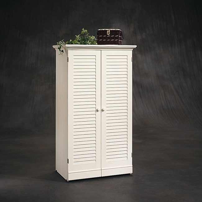 sauder harbor view craft armoire a gifts for crafters www