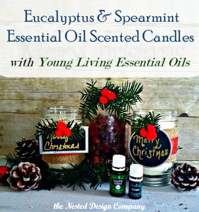 How to Make Essential Oil Scented Candles