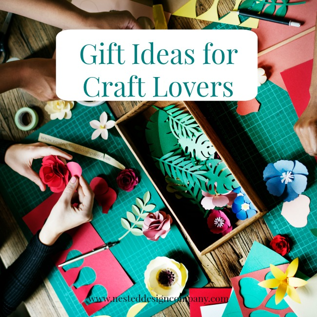 Crafting gift ideas for every kind of crafter