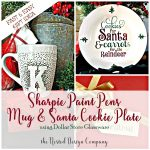 fAST & EASY GIFT IDEA-SHARPIE PAINTED MUG-WWW.NESTEDDESIGNCOMPANY.COM