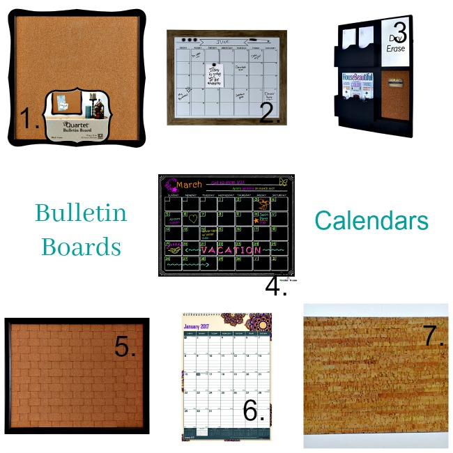 Calendars Bulletin Boards-Organize Everything-www.nesteddesigncompany.com