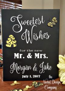 Sweetest-Wishes-for-the-new-Mr-and-Mrs-sign-www.nesteddesigncompany.com