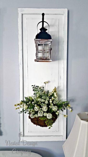 candle lantern sconce-how-to-make-a-candle-lantern-wall -sconce-www.nesteddesigncompany.com