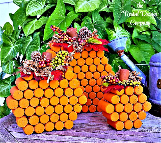 cork pumpkins-20-fall-pumpkins-to-make-or-buy-www.nesteddesigncompany.com
