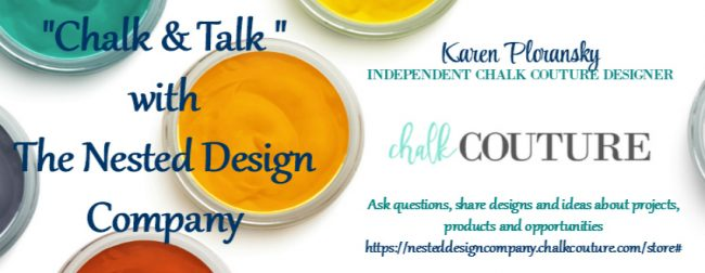 Join our Chalk Couture Facebook Community