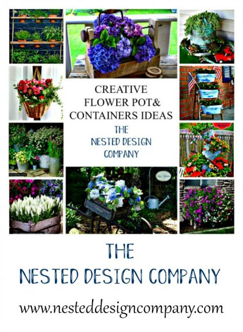 pin-creative-flower-pots-&-container-ideas-www.nesteddesigncompany.com