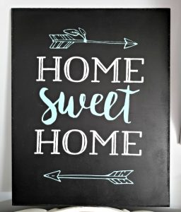 Home Sweet Home Chalk Couture-www.nesteddesigncompany.com