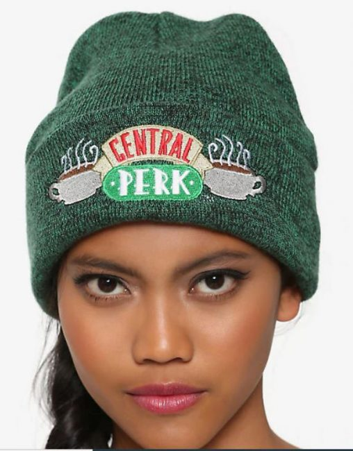 central perk cuff beanie-gifts-for-fans-of-friends-www.nesteddesigncompany.com