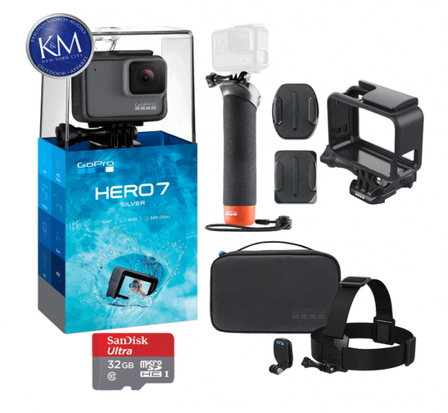 GoPro 7 Adventure Bundle