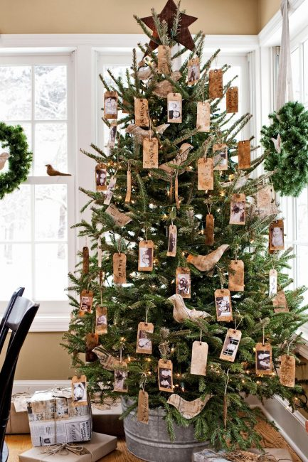 diy tag tree cl mag-12-inspirational-christmas-trees-www.nesteddesigncompany.com